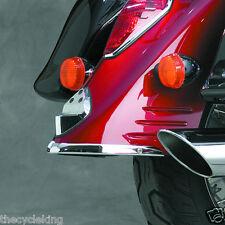 Honda VTX1300 S R/Retro & T/Tourer - Chrome Rear Fender Tip trailing edge