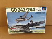 Italeri No. 111 Gotha GO 242/244 1:72 Scale Model Kit Airplane Plane