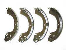 Brake Shoes Rear (4) For Mitsubishi L200 K74 2.5TD / K77 2.8TD / K76 3.0P 96-07