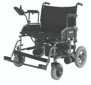 Merits Health P-183 (Heavy-Duty Power Wheelchair)
