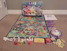 2005 The Game Of Life Spongebob Squarepants Edition Milton Bradley