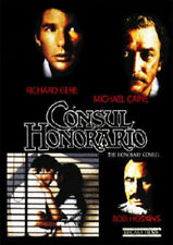 The Honorary Consul NEW PAL Arthouse DVD Michael Caine Richard Gere Bob Hoskins