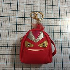 New SARINA Pink Mini Monster Backpack Charm Keychain - Coin Purse