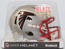 NFL ATLANTA FALCONS AMERICAN FOOTBALL RIDDELL BLAZE MINI SPEED HELMET
