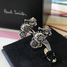 PAUL SMITH Seahorse Sea Horse Cufflinks ~ NEW in Box ~ Genuine