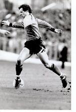 Original Press Photo Dundee United Freddie Van der Hoorn 1990/91 (2)