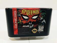 Spider-Man (Sega Genesis, 1994) Free Shipping!!!