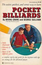 B0010W8TLE Pocket Billiards
