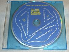 Radio Edits From JEFF ALTMAN'S I'll Flip You Like a Cheese Omelette CD promo NM