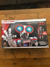 Meccano Meccanoid 1014 XL 2.0 2nd Edition, New But Damaged Box