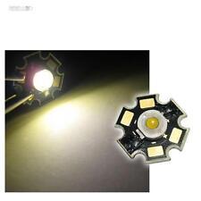 Di alta prestazione LED Chip Scheda elettronica 3W bianco caldo AD ALTA POTENZA