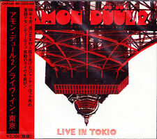 AMON DÜÜL II live in tokio Japan CD NEU