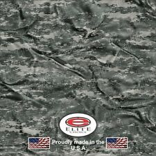 "Digital Military Cloth Wrap Vinyl Truck Camo Car SUV Real Camouflage 52""x6ft"