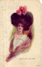 pre-1907 Sweet Kitty Bellairs 1907 Henrietta Crossman premiered the play in 1903