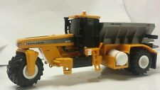 1/64  ERTL TOY CUSTOM AGCO TERRA GATOR 8103 FLOATER W/ NEW LEADER DRY SPREADER