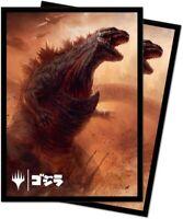 Ultra Pro: MTG: Ikoria - Godzilla, Doom Inevitable Deck Protector Sleeves (100ct