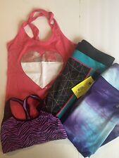 Women's 4 Pc Workout Bundle
