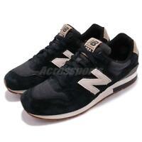 New Balance MRL996PA D 996 Black Grey Men Running Shoes Sneakers MRL996PAD