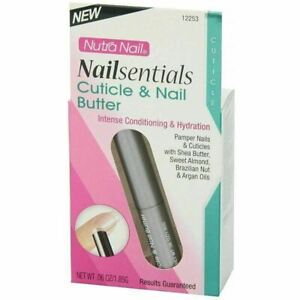 Nutra Nail Cuticle & Nail intense Conditioning & Hydration Shea butter-Almond