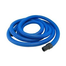 Carpet Cleaning 25' Vacuum & Solution Hoses Blue