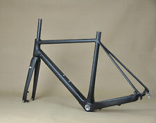 700C Carbon Matte Road Frame Disc Brake Bike Cycling FM166 Bicycle Parts 60cm UD