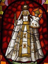 """""""Ecuador-""""Virgin of Quito (La Virgen de Quito) 'Postcard' (B-250)"""