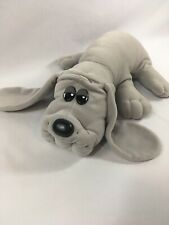 Pound Puppies All Gray No Spots Vintage 1980's