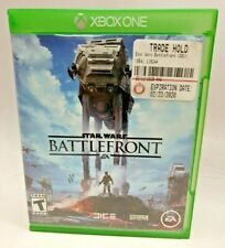 Used Star Wars: Battlefront (Xbox One, 2015) #168405-1