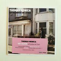 THOMAS MONICA : PARADOXE DE L'UTAH (révèlé par -M- CHEDID) ♦ CD ALBUM 2019 PROMO