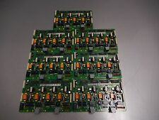 Lot of 7x Toshiba Strata RCOS1A V.1 4-Circuit Loop CO Line Start Cards