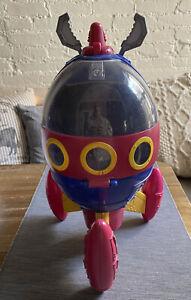 Krypto Super Dog Space Ship Robbie The Robot Dog Fisher Price 2004 DC Comics