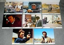 MAGNUM FORCE/DIRTY HARRY original 1973 color photo lobby set CLINT EASTWOOD