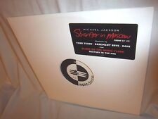 MICHAEL JACKSON-STRANGER IN MOSCOW 6 MIXES-EPIC EAS 8338 NM/VG+ 12""