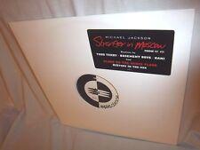 "MICHAEL JACKSON-STRANGER IN MOSCOW 6 MIXES-EPIC EAS 8338 NM/VG+ 12"""