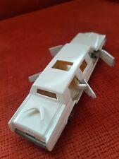 Majorette 339 Cadillac Fleetwood, Strechlimousine, 1989, 1:58, weiß, Limousine