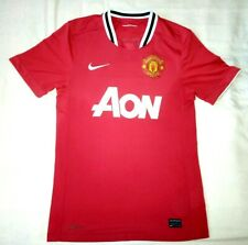 2011/2012 Nike Manchester United Home Shirt Top Jersey *SMALL* MAN UTD