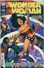 New listing Wonder Woman #778 Dc Comics 2021 Nm+