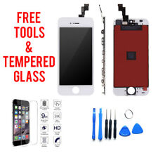 "FOR NEW iPhone 5SE Screen Replacement LCD Digitiser 4.7"" White"
