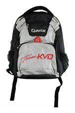 Kevin Vandam Quantum Team Kvd Black/Silver Backpack