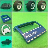 Playmobil Polizei Fahrzeug Auto Ersatzteile  aus 4259  #PM54