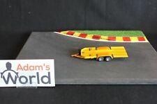 Siku car trailer 1:43 yellow