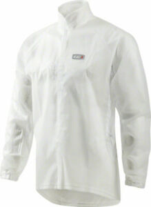Garneau Clean Imper Jacket: White MD