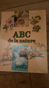 LIVRE ABC DE LA NATURE SELECTION READER'S DIGEST