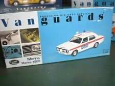 Vanguards 06302 - Morris Marina 1800 Police Essex - 1:43 Made in China