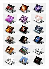 Leather Effect Vinyl Laptop Skin Cover Sticker Decal Huge Selection High Quality