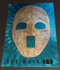 JACQUES PLANTE 2006-07 In The Game Between The Pipes THE MASK IV  Dufex  #M-34
