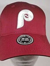 NEW ERA PHILADELPHIA PHILLIES RETRO LOGO Cap by OC Sports new Hat w/Stickers