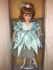 Marie Osmond Porcelain Collector Doll Alexandra Ballerina Four Seasons & Box