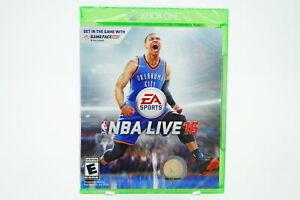 NBA Live 16: Xbox One [Brand New]
