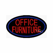 Office Furniture High Impact Eye Catching Led Sign